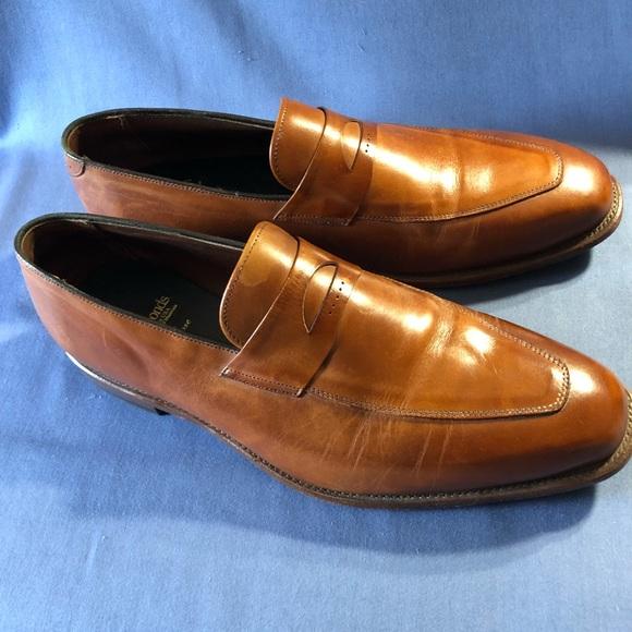 357df1b0243 Allen Edmonds Other - Allen Edmonds Melrose Penny Loafer Walnut 12 eee